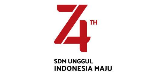 Download Logo HUT Kemerdekaan RI Ke 74